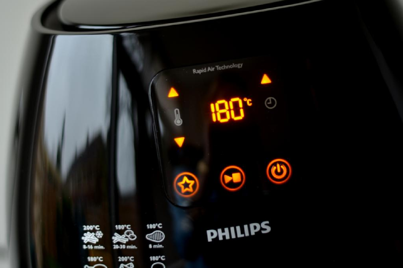 180 graden voorverwarmend