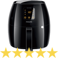 Philips revieww airfryer